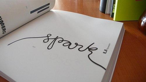 Spark diseño de logos