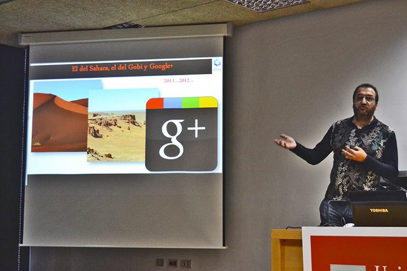 IDay Alicante Google+ consejos