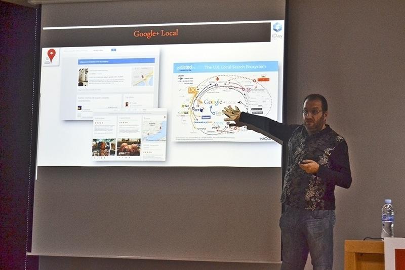 IDay Alicante y Google+