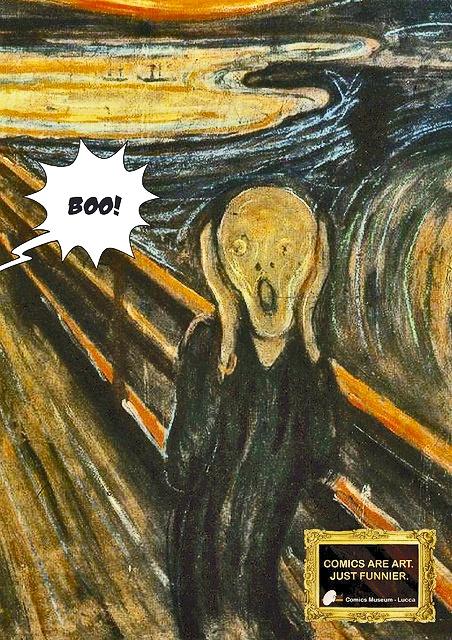 Grandes obras maestras arte El Grito Munch
