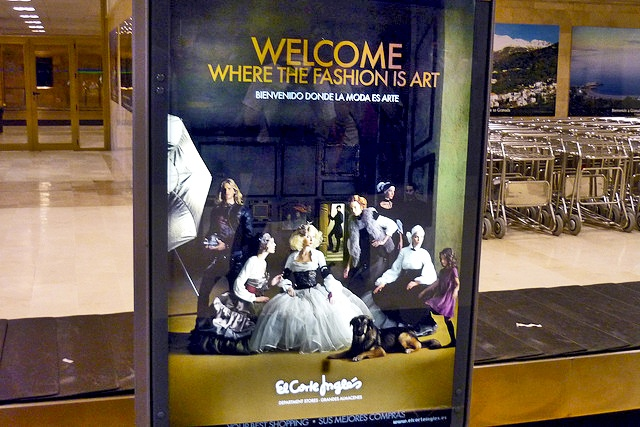 Velázquez Las Meninas publicidad creativa