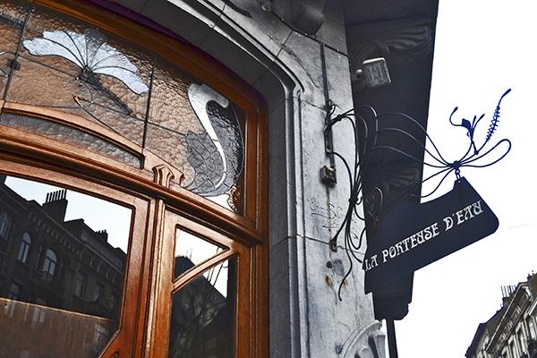 Art Nouveau en St. Gilles imagen