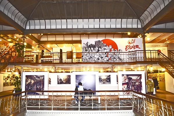 Centre Belge de la Bande Dessinée imagen