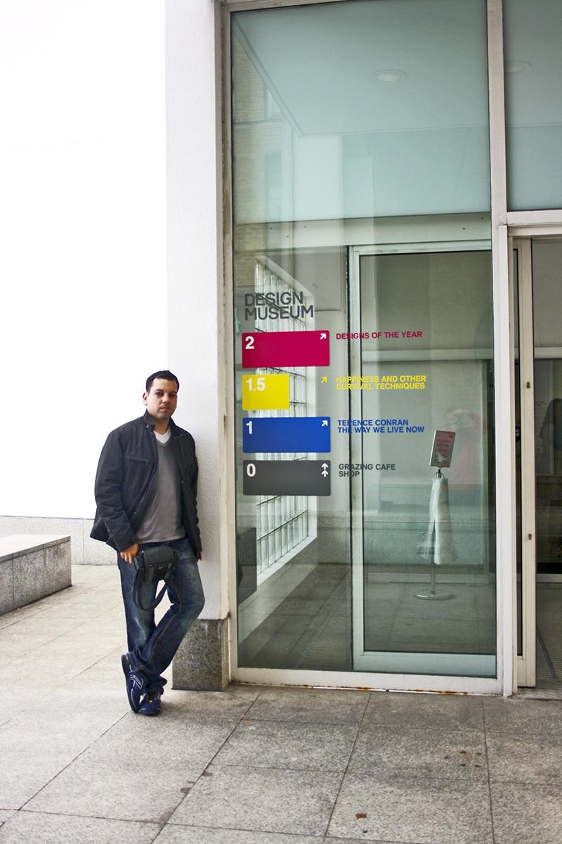 Juanjook en el London Design Museum imagen
