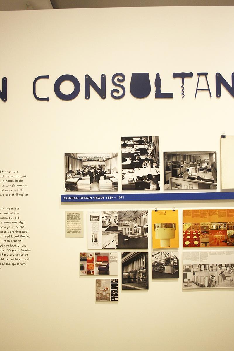 Exposición itinerante London Design Museum imagen